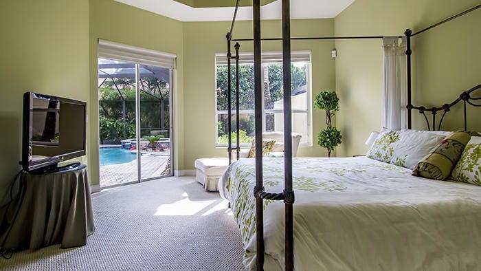 10630 Piazza Fontana master Bedroom