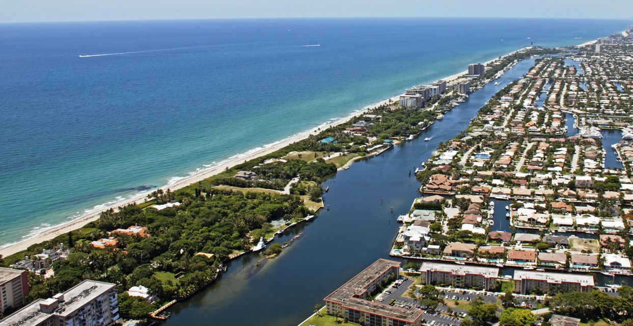 Land for Sale at 1105 Hillsboro Mile 1105 Hillsboro Mile Hillsboro Beach, Florida 33062 United States