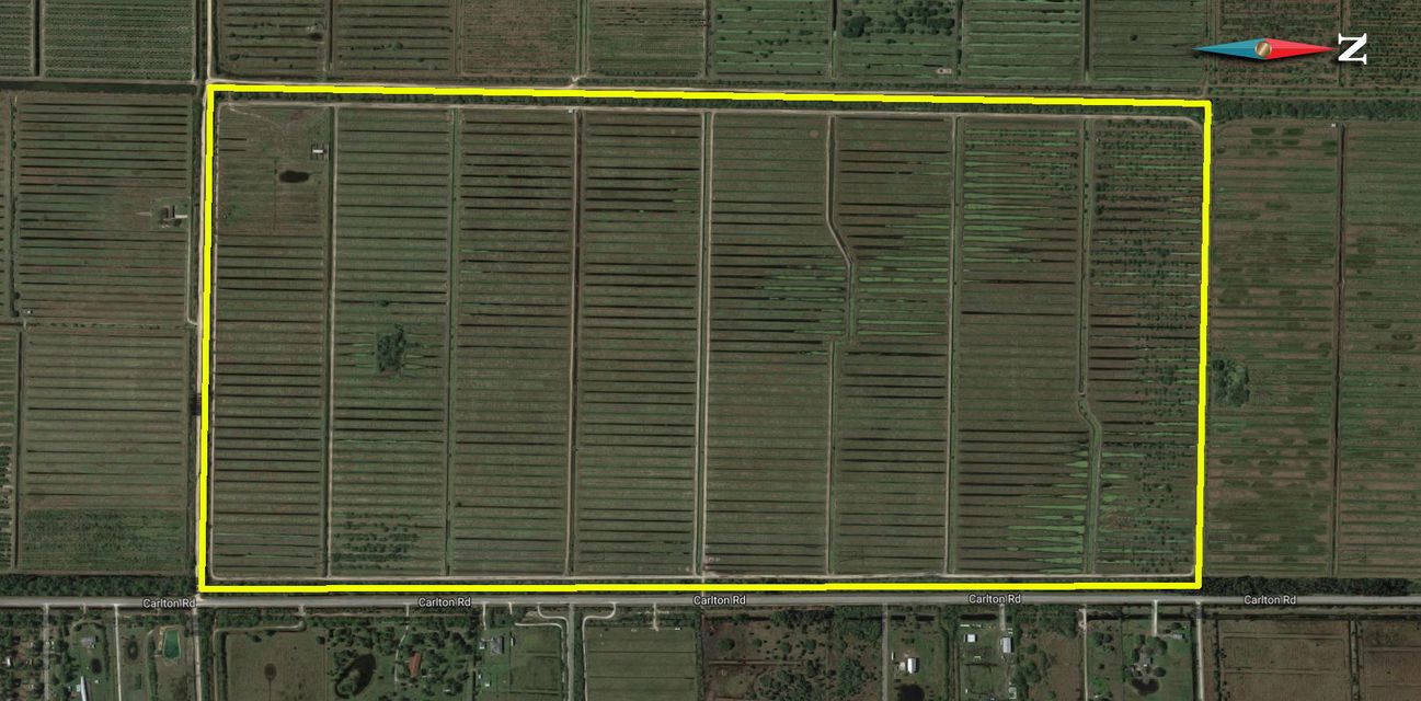 Agricultural Land for Sale at Carlton Road Port St. Lucie, Florida 34987 United States