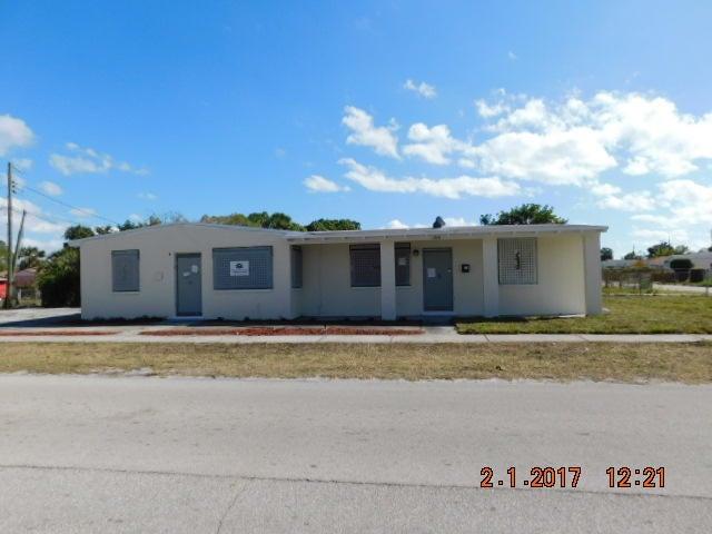 184 W 24th Street Unit 1 & 2, West Palm Beach, FL 33404