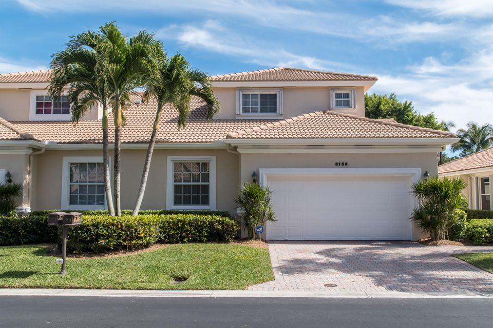 Villa pour l Vente à 8156 Sandpiper Way 8156 Sandpiper Way West Palm Beach, Florida 33412 États-Unis