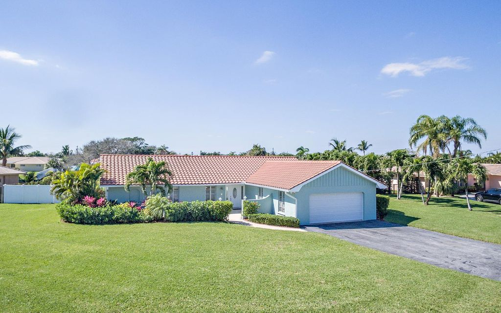 12911 Drayton Road, Juno Beach, FL 33408