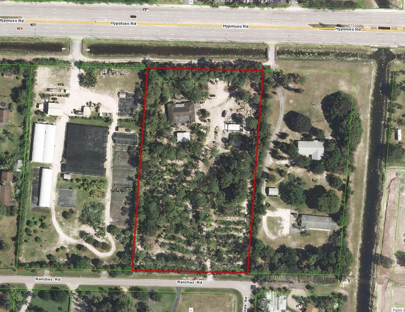Land for Sale at 5597 Ranches Road 5597 Ranches Road Lake Worth, Florida 33463 United States