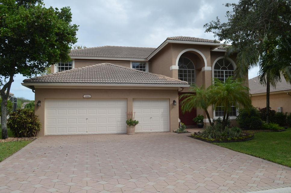 5860 NW 54th Circle, Coral Springs, FL 33067