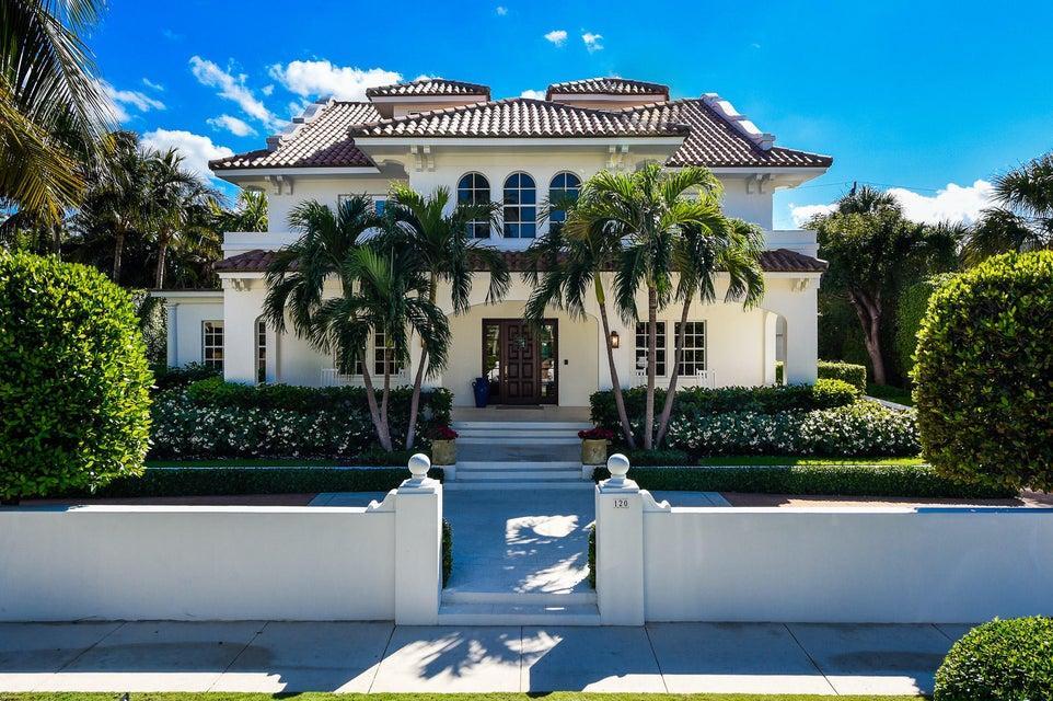120 Everglade Avenue, Palm Beach, FL 33480