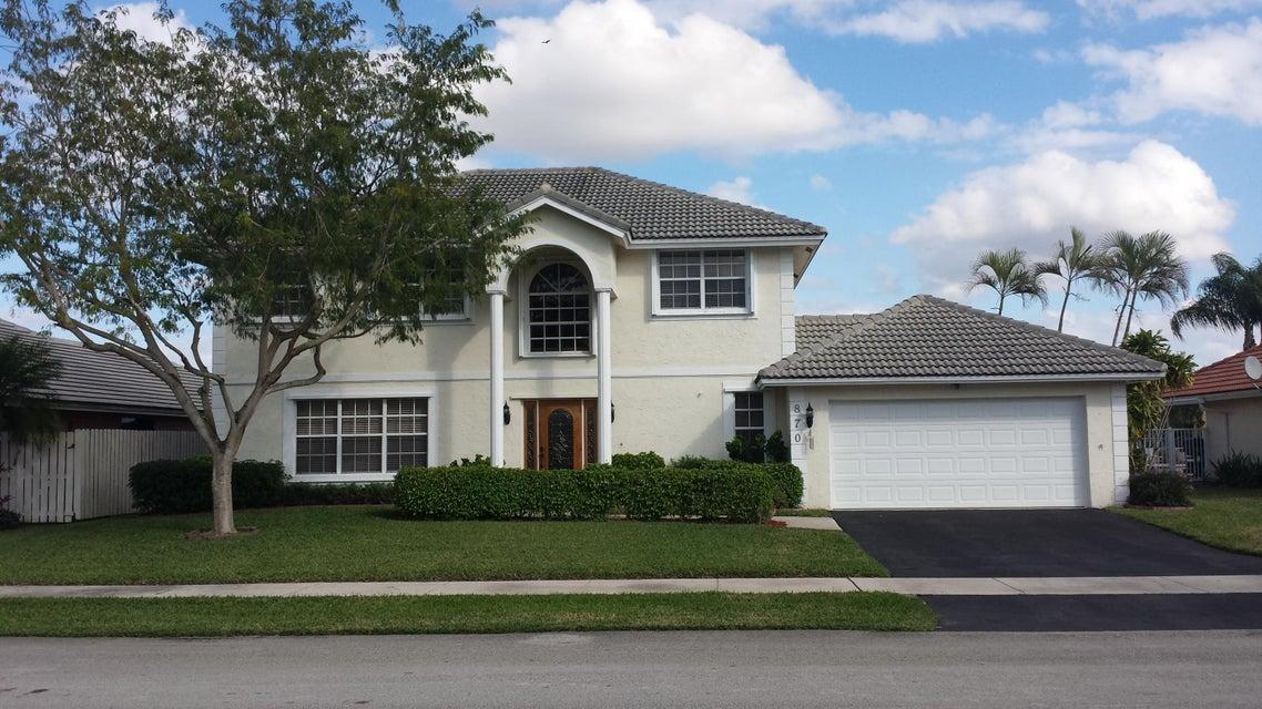 870 Somerset Avenue, Davie, FL 33325