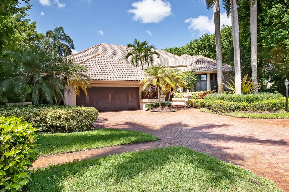 Single Family Home for Sale at 7258 Ayrshire Lane 7258 Ayrshire Lane Boca Raton, Florida 33496 United States