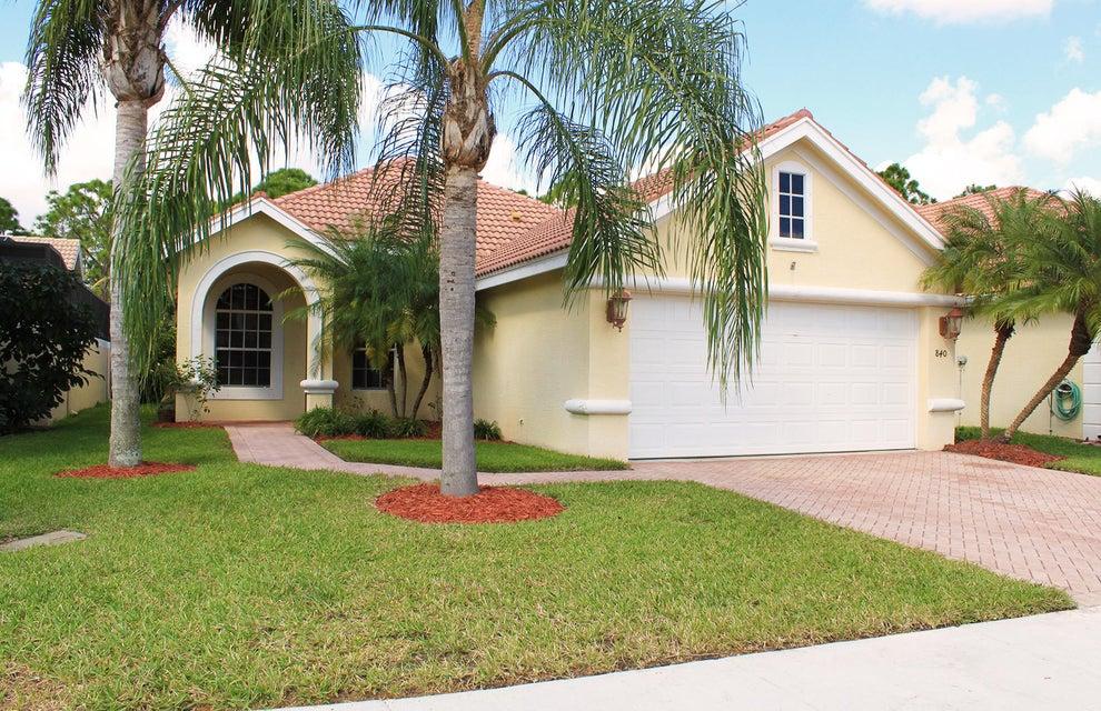 840 SW Munjack Circle, Port Saint Lucie, FL 34986
