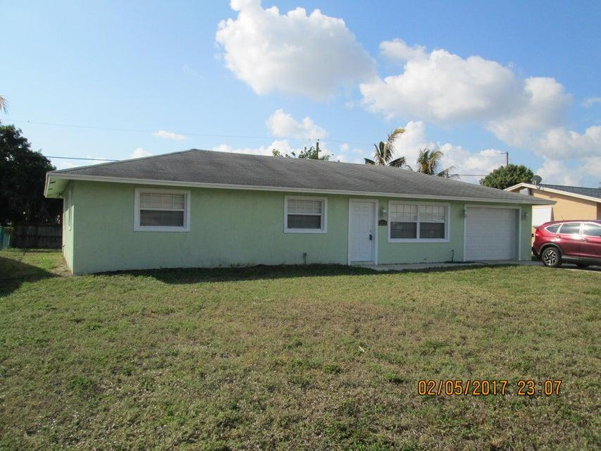2856 Worcester Road  Lake Worth, FL 33462