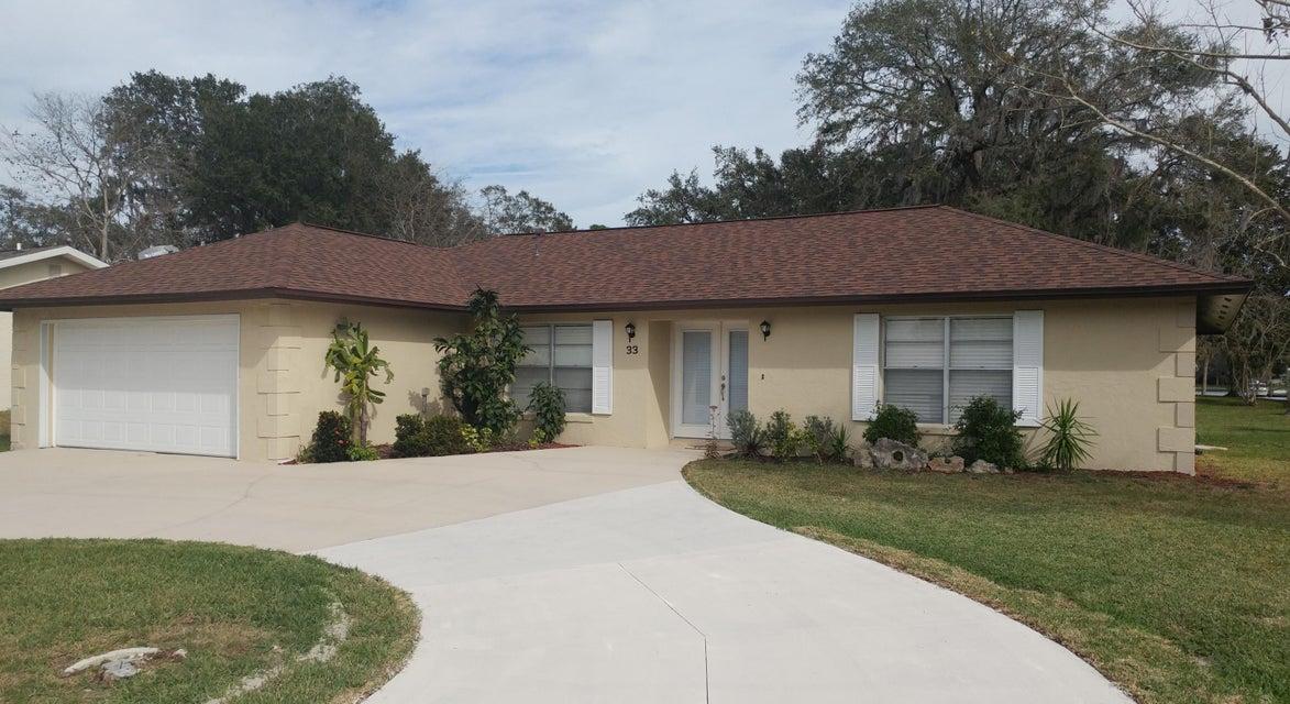 33 Florida Park Drive, Palm Coast, FL 32137