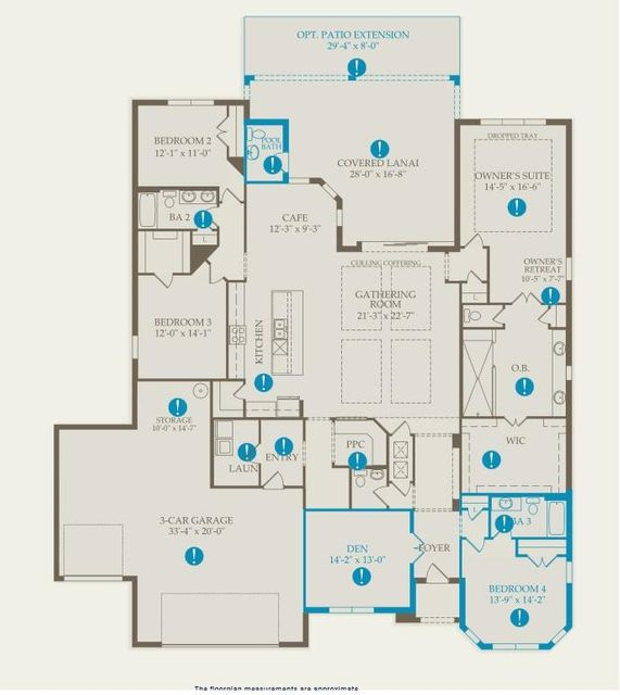 THE ENCLAVE HOMES