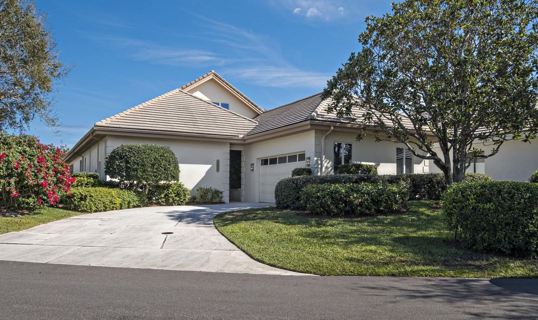 Villa for Sale at 18515 SE Prestwick Lane 18515 SE Prestwick Lane Tequesta, Florida 33469 United States