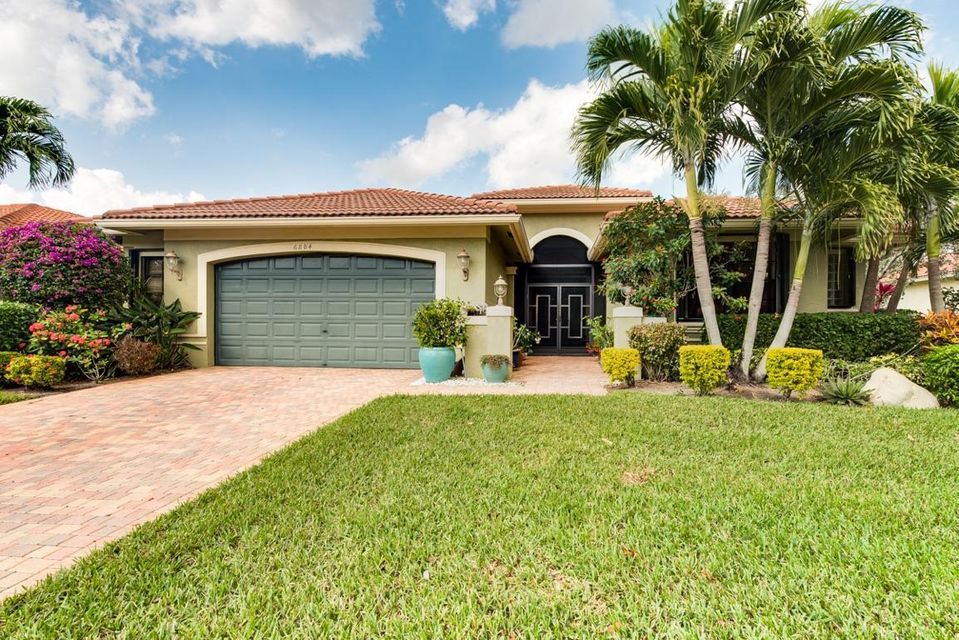 6884 Caviro Lane Boynton Beach FL 33437 - photo