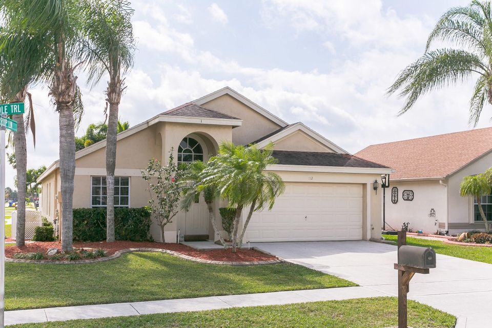 112 Saddle Trail  Royal Palm Beach, FL 33411