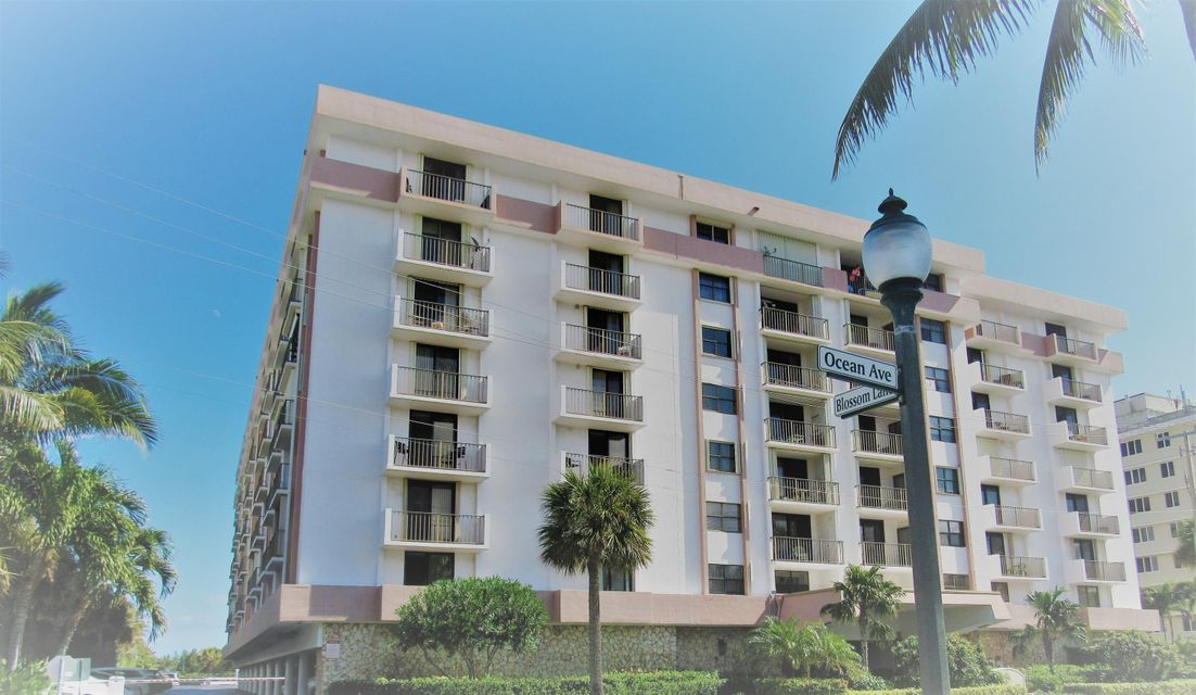 145 S Ocean Avenue 703 , Palm Beach Shores FL 33404 is listed for sale as MLS Listing RX-10307160 22 photos