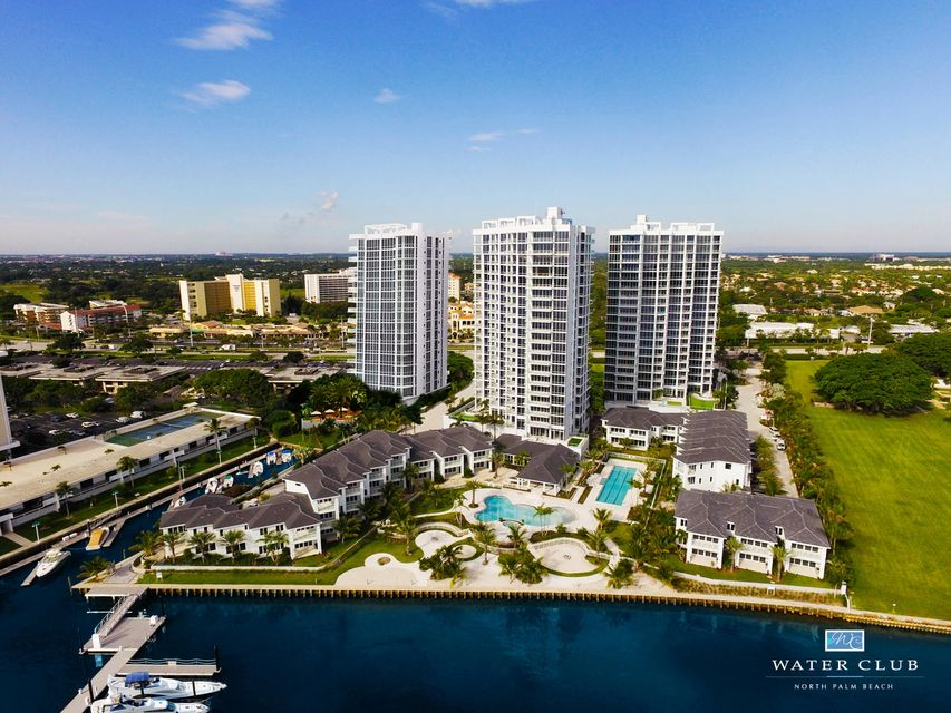 Co-op / Condominio por un Venta en 1 Water Club Way 1 Water Club Way North Palm Beach, Florida 33408 Estados Unidos