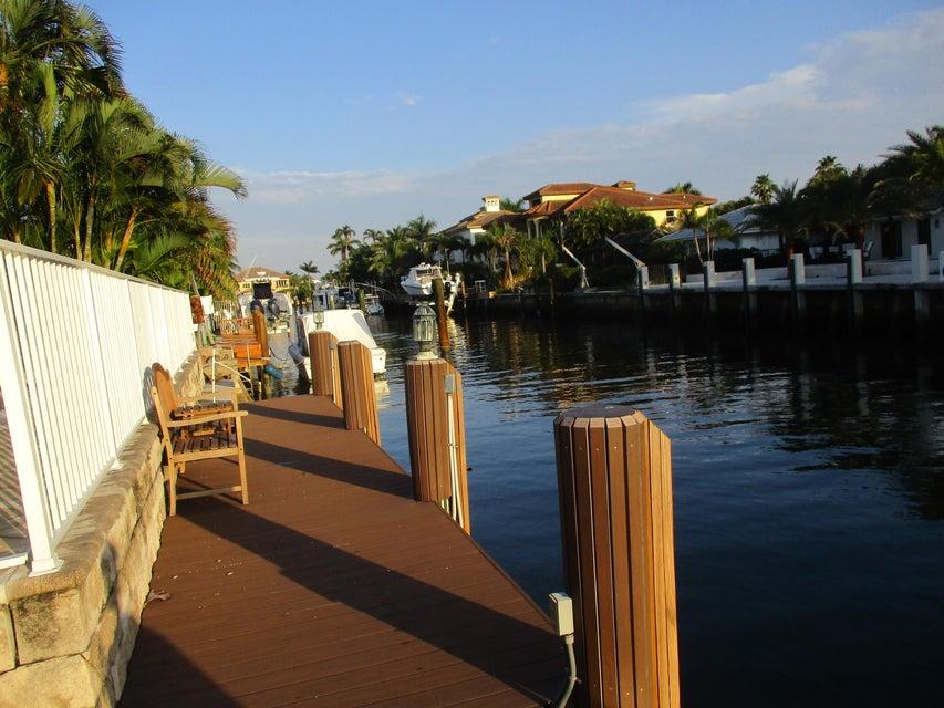 Boat Dockage