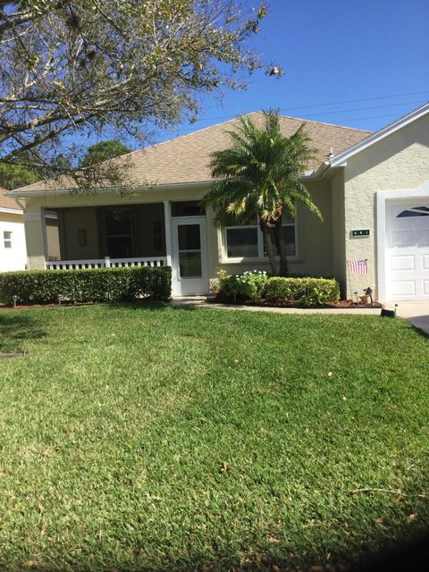 541 NW Portofino Lane, Port Saint Lucie, FL 34986
