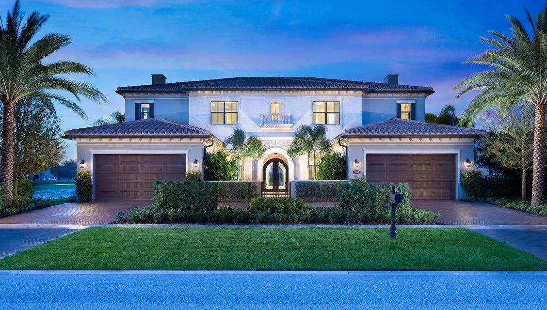 Maison unifamiliale pour l Vente à 9091 Redonda Drive Boca Raton, Florida 33496 États-Unis