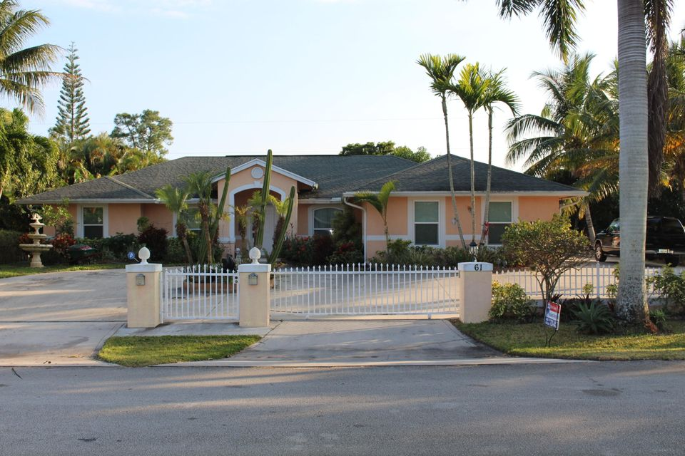 Home for sale in FLORIDA GARDENS 4 Lake Worth Florida