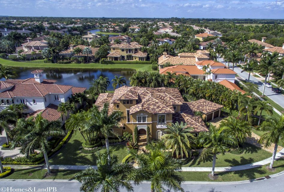 Single Family Home for Sale at 9398 Grand Estates Way 9398 Grand Estates Way Boca Raton, Florida 33496 United States