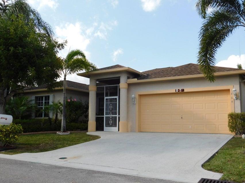1464 Fairway Circle, Greenacres, FL 33413