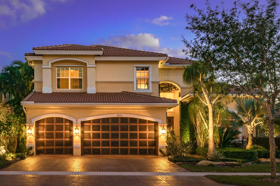 8856  Starhaven Cove is listed as MLS Listing RX-10308660 with 58 pictures