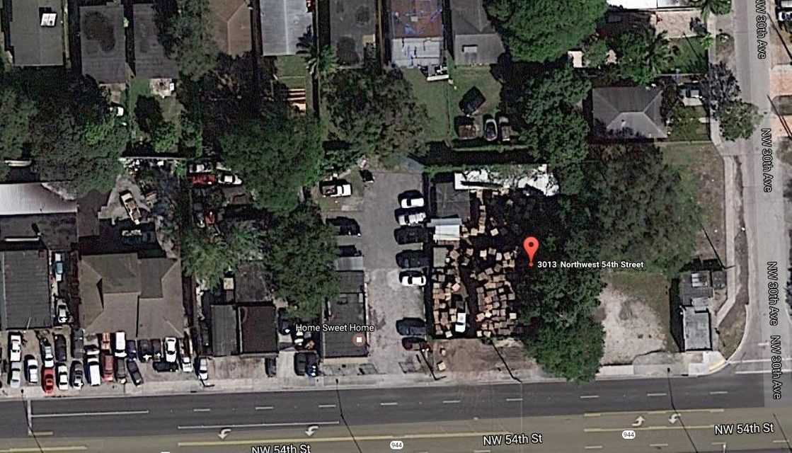 Commercial Land for Sale at 3021 NW 54th Street 3021 NW 54th Street Miami, Florida 33142 United States