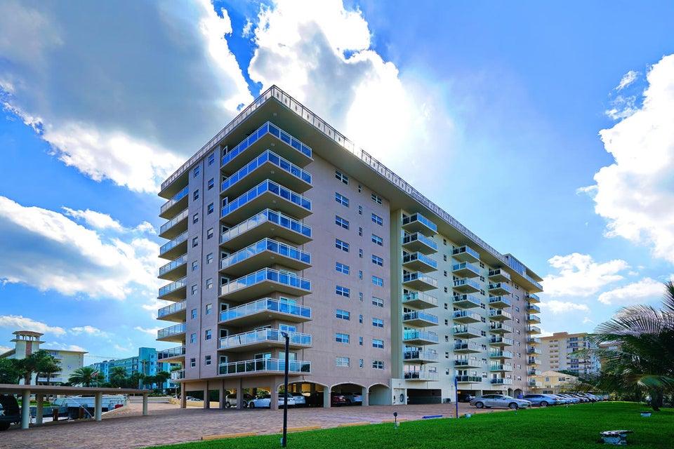 1160 S Hillsboro Mile 606, Hillsboro Beach, FL 33062