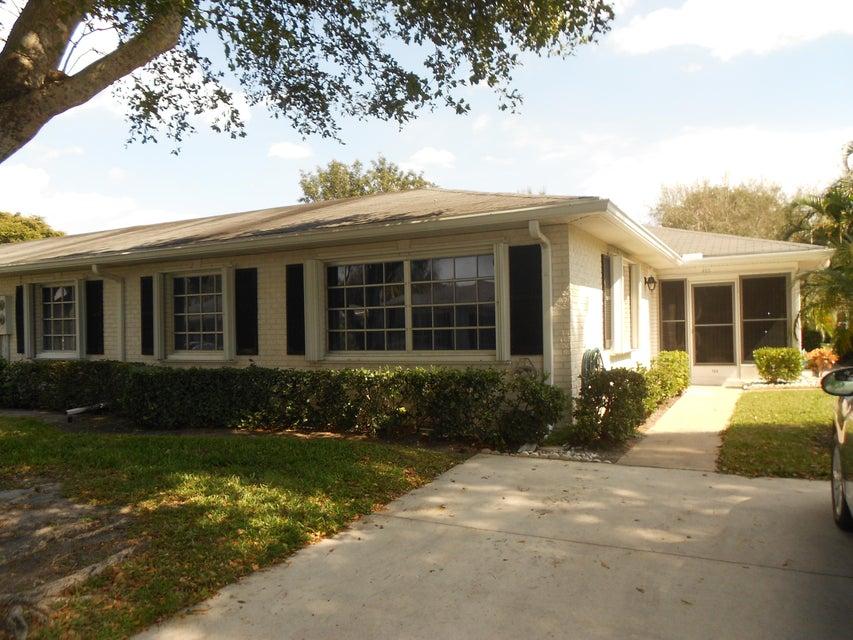 10102 42nd Avenue 166, Boynton Beach, FL 33436