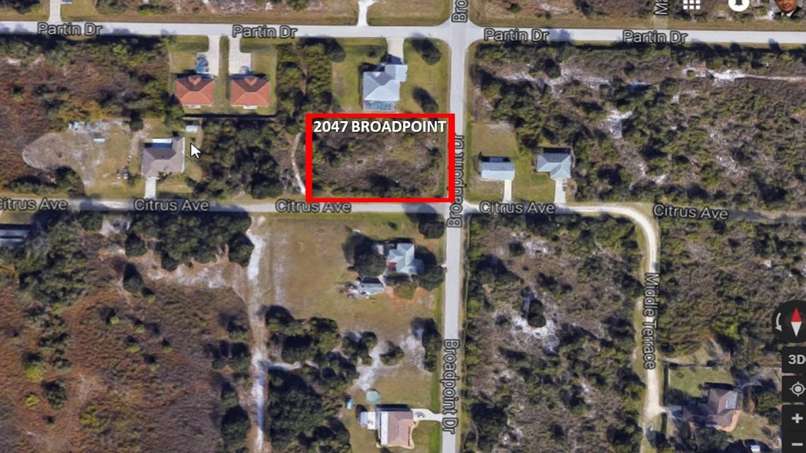 Land for Sale at 2047 Broadpoint Drive Port Charlotte, Florida 33983 United States
