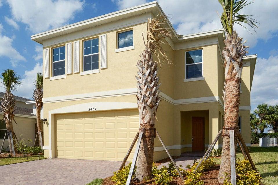 2431 NW Padova Street, Port Saint Lucie, FL 34986