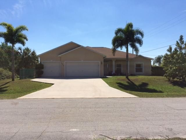 1078 SW Coleman Avenue is listed as MLS Listing RX-10309307 with 43 pictures
