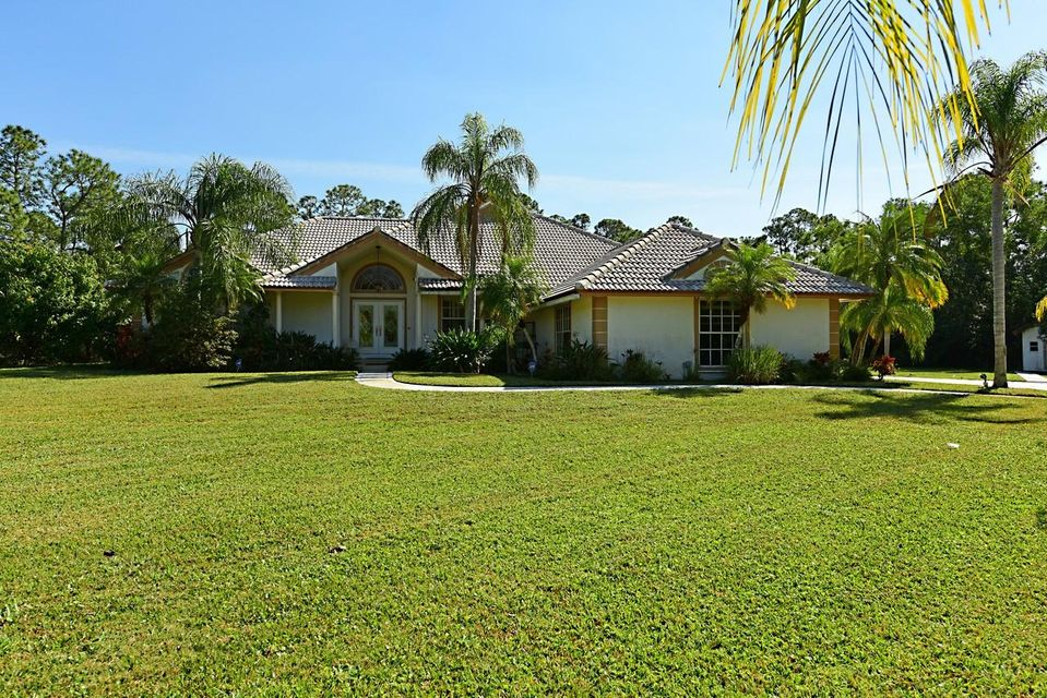 Casa Unifamiliar por un Venta en 16040 Jupiter Farms Road Jupiter, Florida 33478 Estados Unidos