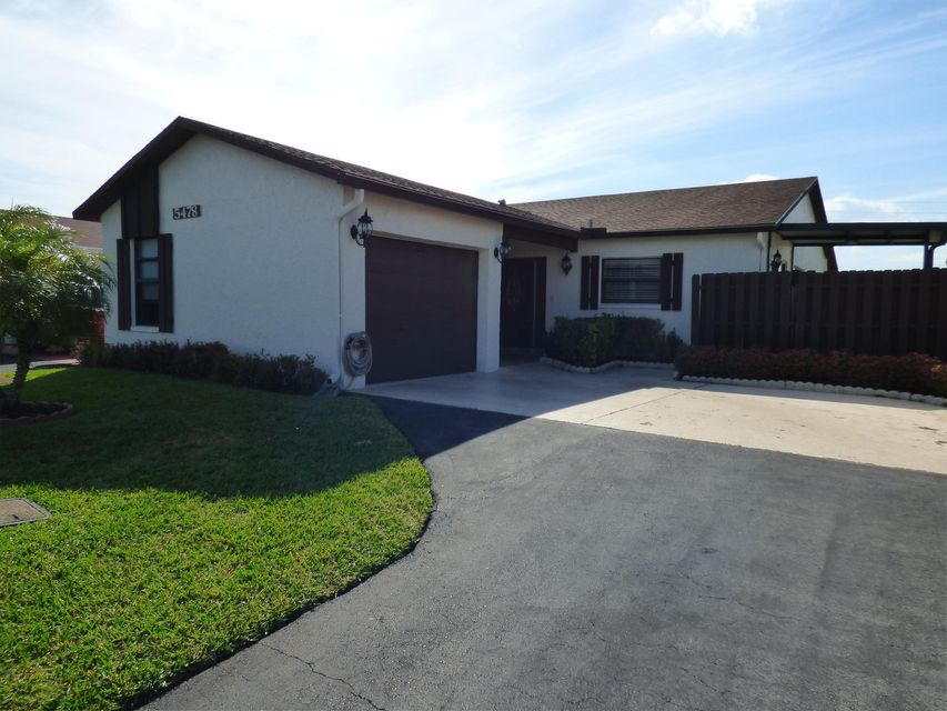5478  Mirror Lakes Boulevard is listed as MLS Listing RX-10309522 with 21 pictures