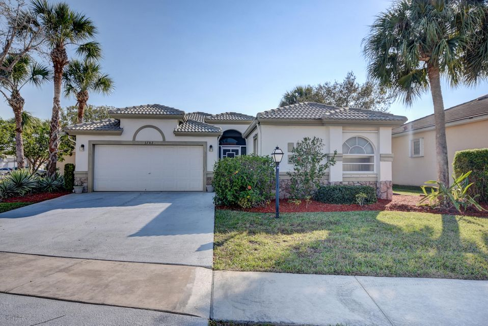 3742 Spring Crest Court, Lake Worth, FL 33467