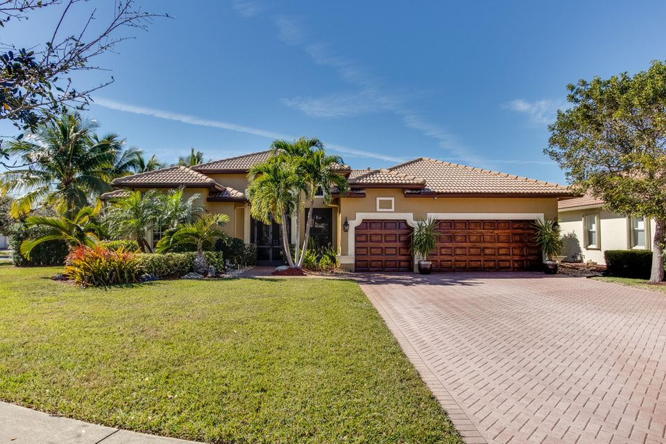 4091 Cedar Creek Ranch Circle, Lake Worth, FL 33467