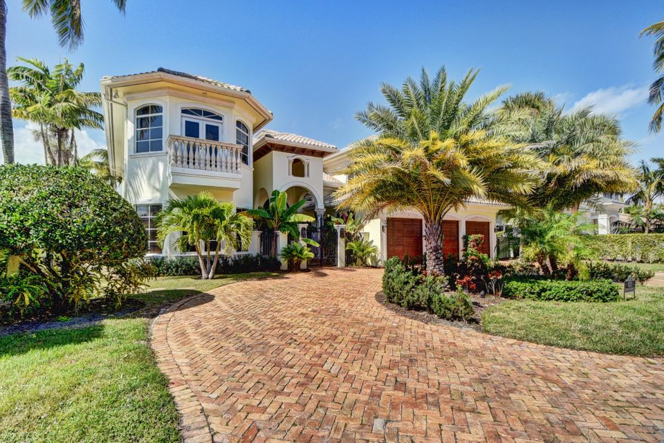 621 Golden Harbour Drive  Boca Raton FL 33432