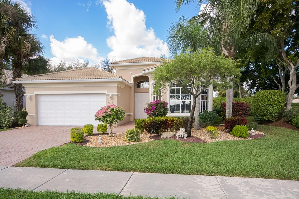9672 Taormina Street Lake Worth FL 33467 - photo