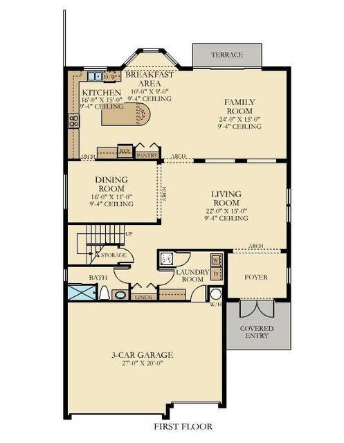 4596 Sandy Cove Terrace, Lake Worth, FL 33467