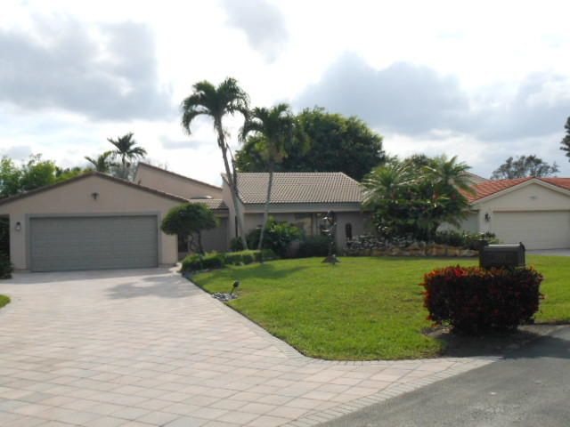 7079 Woodbridge Court, Boca Raton, FL 33434