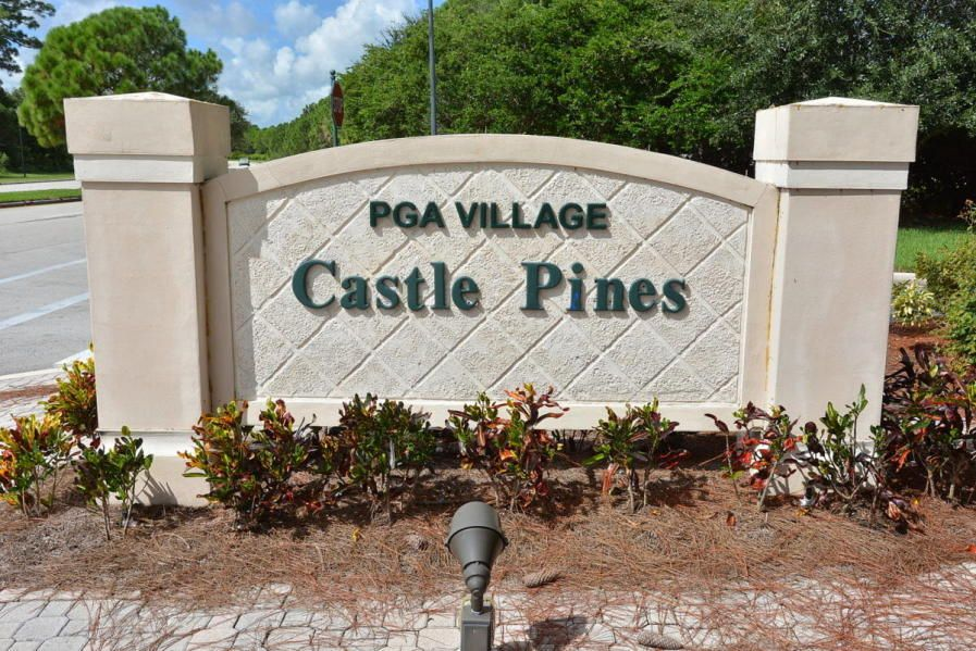 Co-op / Condo للـ Rent في 8033 Carnoustie Place St. Lucie West, Florida 34986 United States