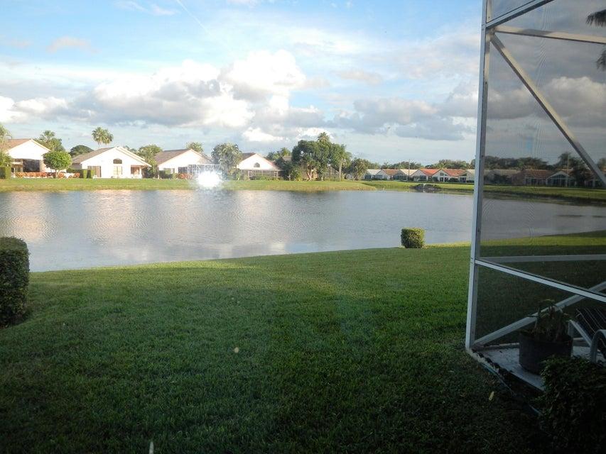 Indian Springs Community Boynton Beach Florida