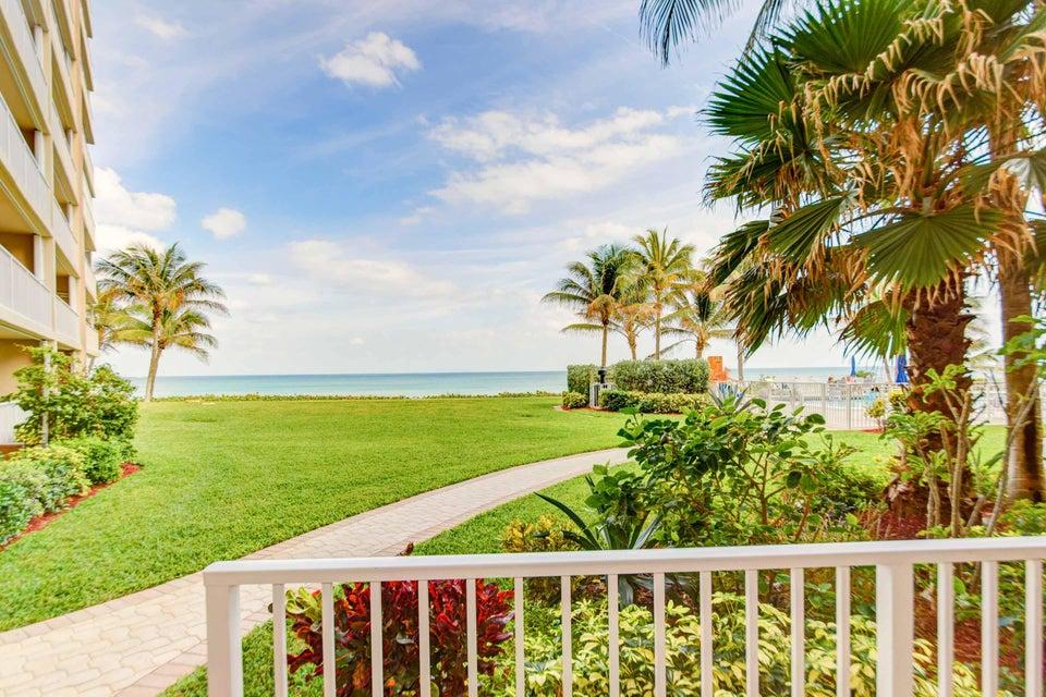 3101 S Ocean Boulevard 118, Highland Beach, FL 33487