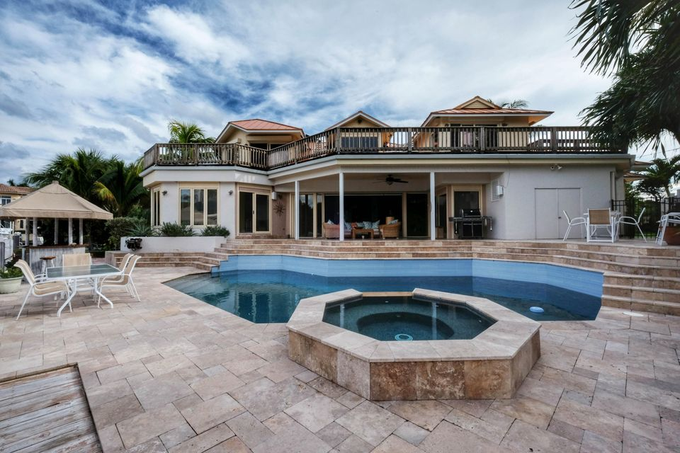 Single Family Home for Sale at 125 Marlin Drive Ocean Ridge, Florida 33435 United States