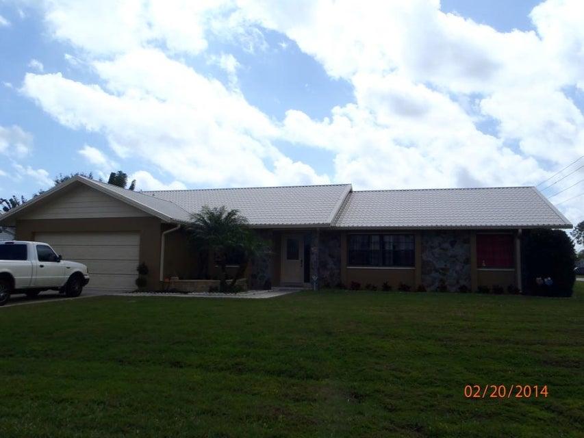 4603 Redwood Drive, Fort Pierce, FL 34951