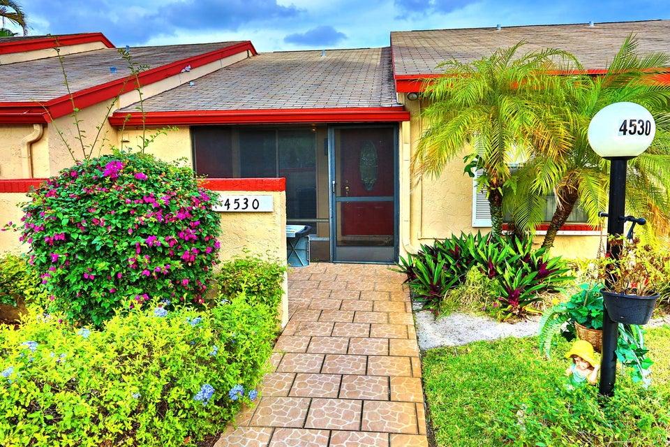 4530 Lucerne Villas Lane, Lake Worth, FL 33467