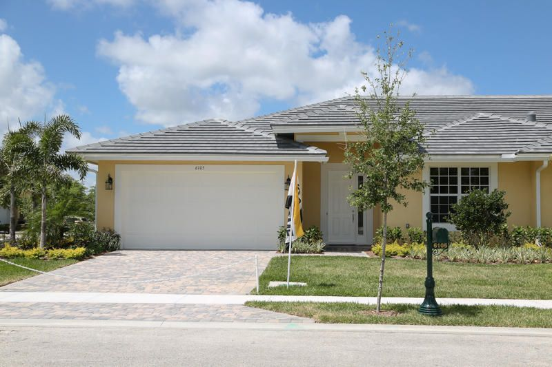 Villa for Sale at 6060 NW Cullen Way 6060 NW Cullen Way Port St. Lucie, Florida 34983 United States