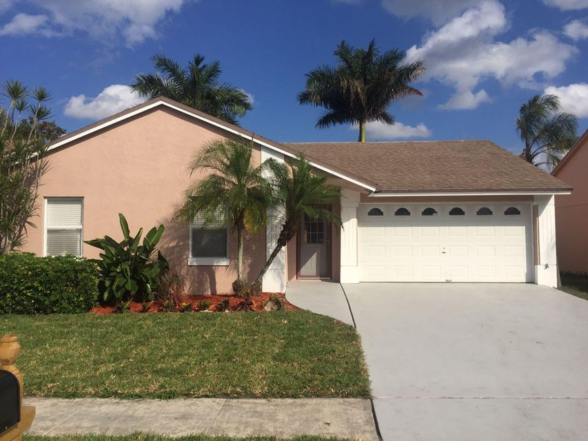Home for sale in LEE ESTATES 2 Lake Worth Florida
