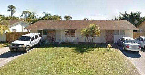 UPDATED units A and B.  NEW HVAC Units. NEW Kitchen Cabinets in one unit  ALL TILE FLOORS.  NEW Fence. Both Units Washer/Dryer Hookups. Both Units have a Small Storage Shed in Back.  Both Units have Covered Patio of 6 x 6.  Very Well Maintained Duplex. Excellent Tenants that Wish to Stay.  SUPER INVESTMENT OPPORTUNITY!  See Income Property Detail on MLS for Expense Detail.